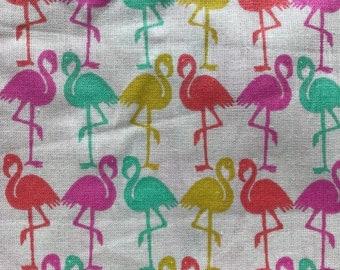 OPTION RABAT  Les flamants en couleur