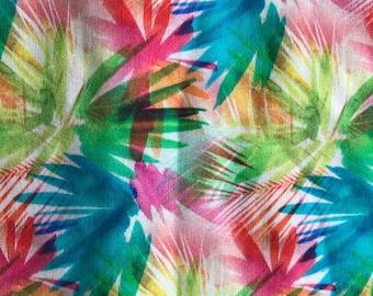 OPTION RABAT jungle colorée