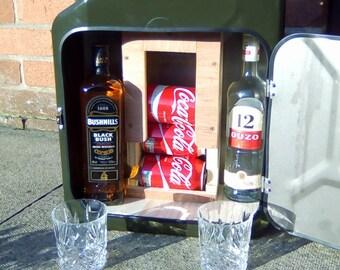 Red Bull Mini Kühlschrank Jägermeister : Mini bar cabinet etsy