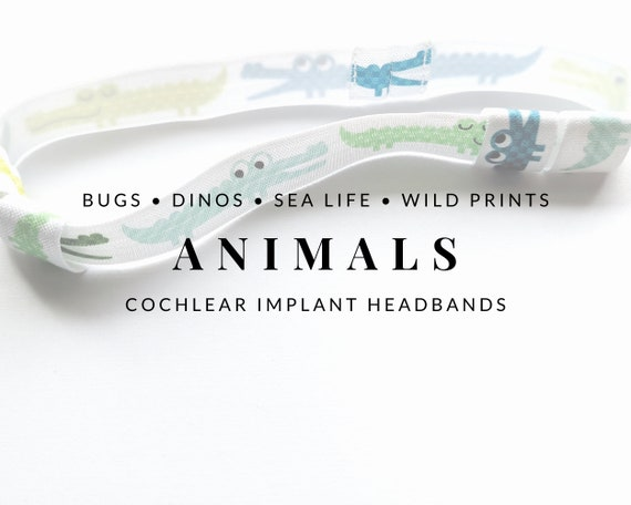 ANIMALS Bilateral Cochlear Implant Headbands