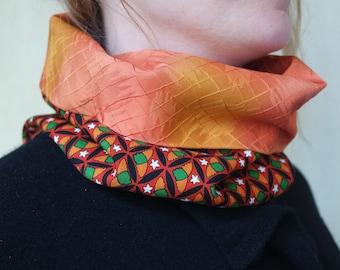 Collar BASHO Kit colored leaves