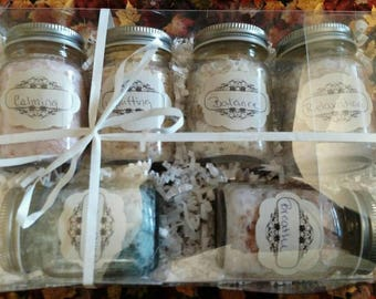 Bath Salts Gift Pack
