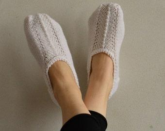 397313064ca15b bride slippers hand knitt merino wool slipper socks women wool blend  knitted slippers knited slippers knit socks. MagikNeedle