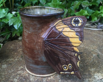 Yellow Owl Flycup
