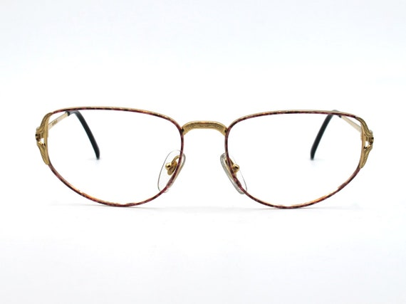 5a2549fdb7e6 Laura Biagiotti V611 Z88 Vintage Eyeglasses for Lady