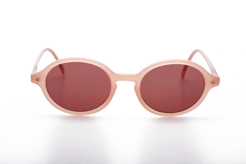 b0071e0229b8 Sergio Tacchini 1609 oval sunglasses designed made in Italy