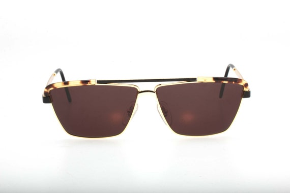 ceadac4412a Gorgeous Lozza double bridge shades gold metal and tortoise
