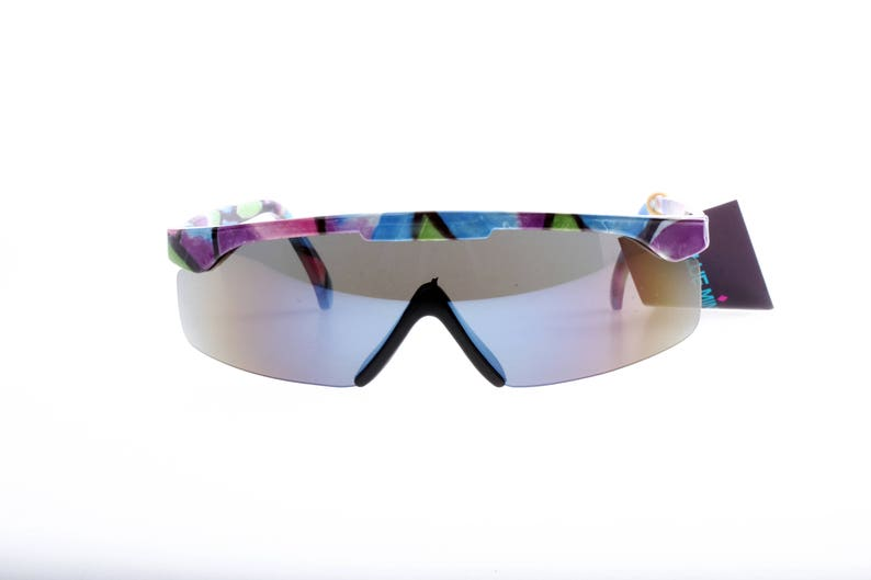 2c9248494be5 Cool Cebe ski sunglasses from the early 90s shield colored