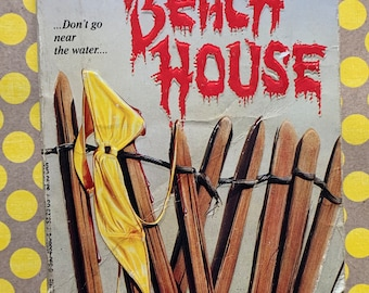 Beach House // R. L. Stine // Young Adult Horror // 1992 // Point Horror