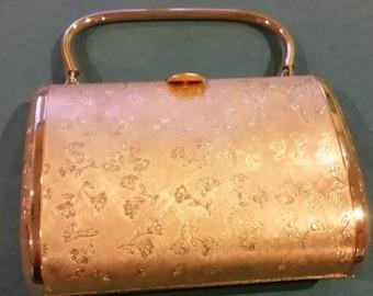 Vintage Gold Handbag