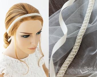 Haarband Braut Etsy