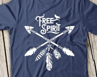 Free Spirit Svg File Etsy