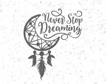 Dreamcatcher Svg Etsy