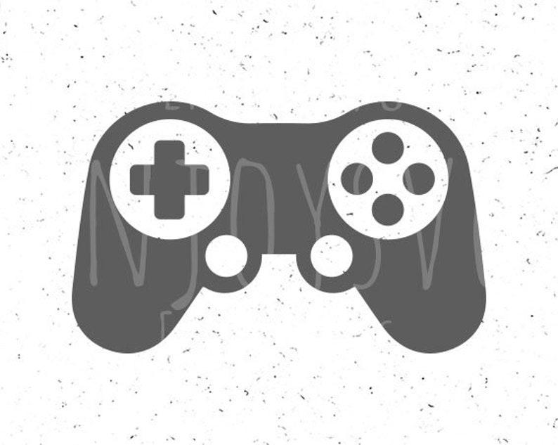 Game Controller Svg Gamer Svg Controller Svg Silhouette Dxf Files Controller Svg Gamer Svg Video Game Controller Svg Video Game Svg
