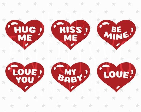 Hearts Svg Heart Clip Art Svg Get 4 Free Svg Valentines Day Etsy