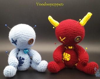 Voodoo Puppe Häkeln Etsy