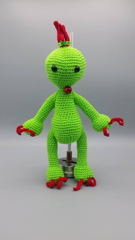 Amor das Monster Amigurumi Häkelanleitung von Little Bear Crochets | 1013x570