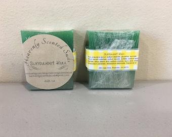 Sunsweet Kiwi Soap