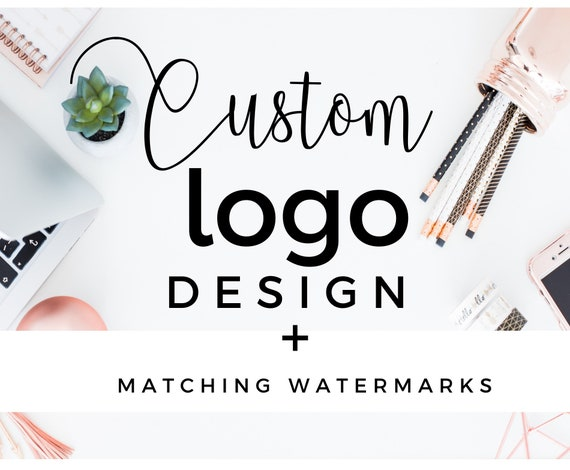 Watermark Logo Photography Logo Transparent Logo Png Logo Etsy