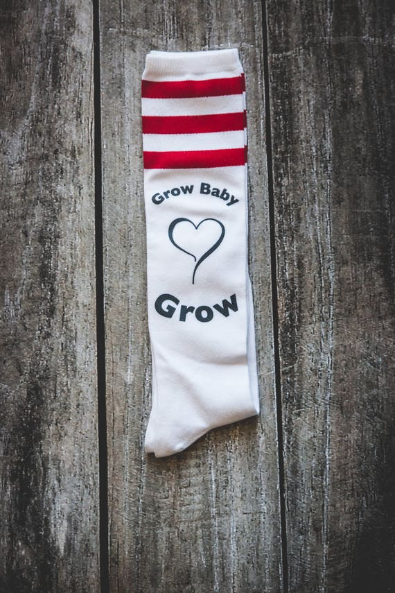 Infertility Grow Baby Grow Socks Two Week Wait