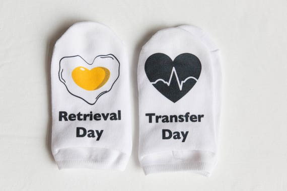Transfer Socks, Retrieval Socks, Infertility, IVF Set