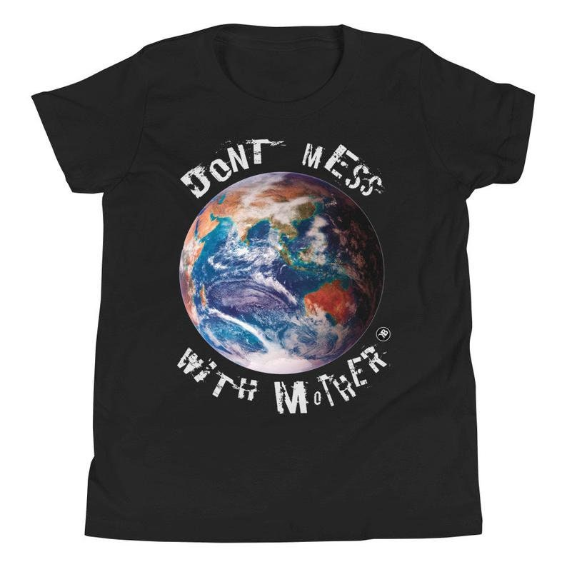 Don't Mess With Mother Youth Unisex T-Shirt image 0