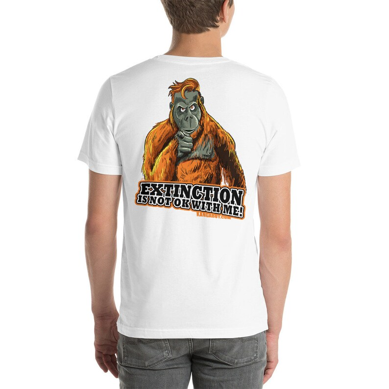 Fight Extinction Unisex T-Shirt image 0