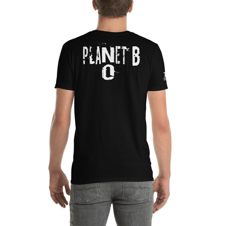 NO PLANET B T-Shirt  Global Climate Strike T-shirt  Climate image 0