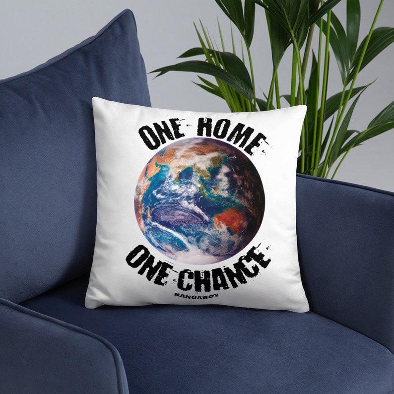 EARTH Pillow Cushion image 0