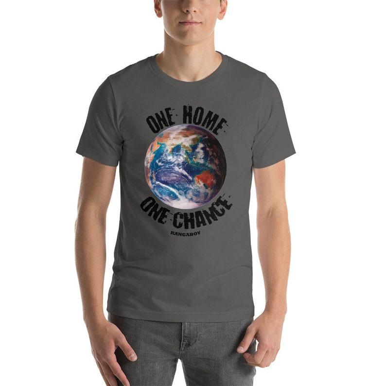 EARTH Colors Unisex T-Shirt image 0