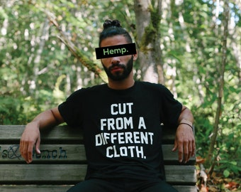 Cut From A Different Cloth.  s-xl