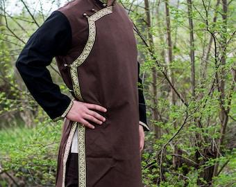 "Kaftan Waffenrock ""Kahn"" Medieval, Larp"