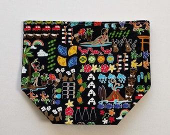 Tropical Vacation Yarn Bowl