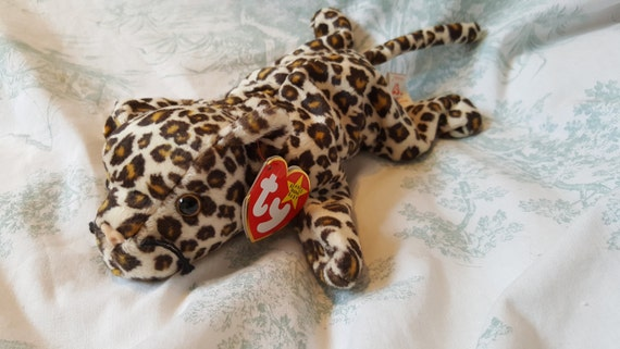 Freckles Rare Beanie Retired Beanie Baby Freckles the  78678b57384