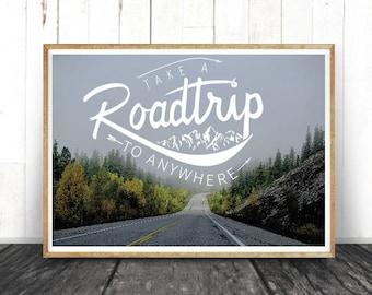 Roadtrip poster