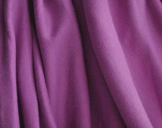 plum solid | organic cotton t-shirt hair towel