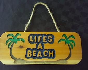 Handmade Lifes A Beach