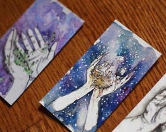 Earth, Fire, Air - Fridge Magnets (3 Pack)