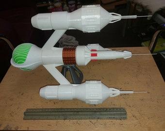 Blake's 7 Liberator Model Kit