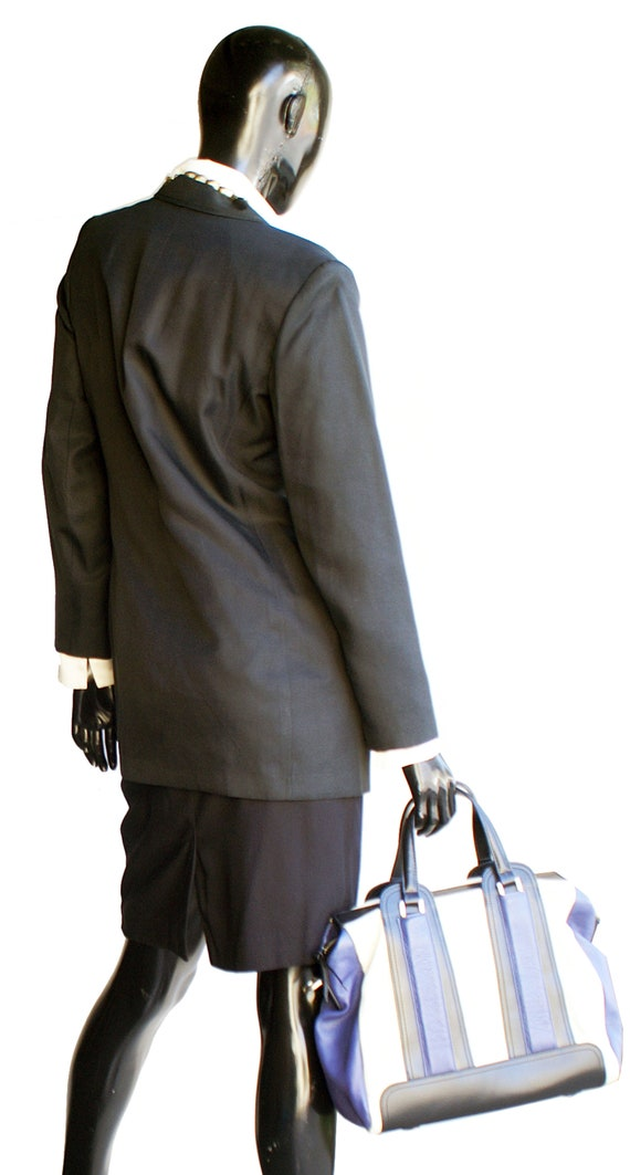 Vintage Halston Single Button Silk Blazer  Size 10 - image 6