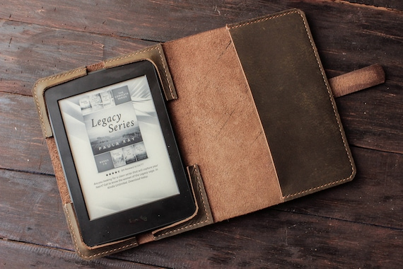 Saddle Tan Kindle Leather Cover does not fit Kindle Paperwhite