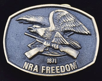 USA EAGLE REGULAR VETERANS ASSOCIATION VINTAGE UNIFORM PATCH