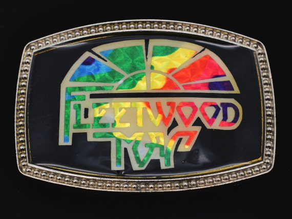 CPI Fleetwood Mac Vintage Belt Buckle