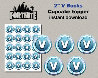 V Bucks Free Printable | Fortnite 2 000 V Bucks