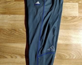 Adidas 90er Vintage Herren Trainingsanzug Hose Hose