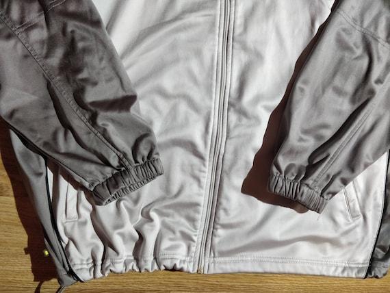 Reebok 90's Vintage Mens Tracksuit Top Jacket Gray - image 4