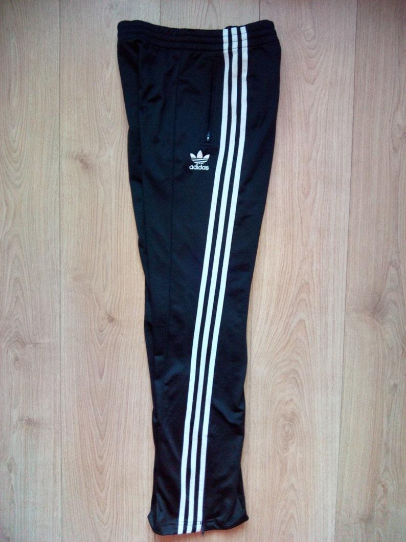 Originals Noire Survêtement Vintage Pantalon De Blanc 90 Femmes Adidas OXTiukPZ