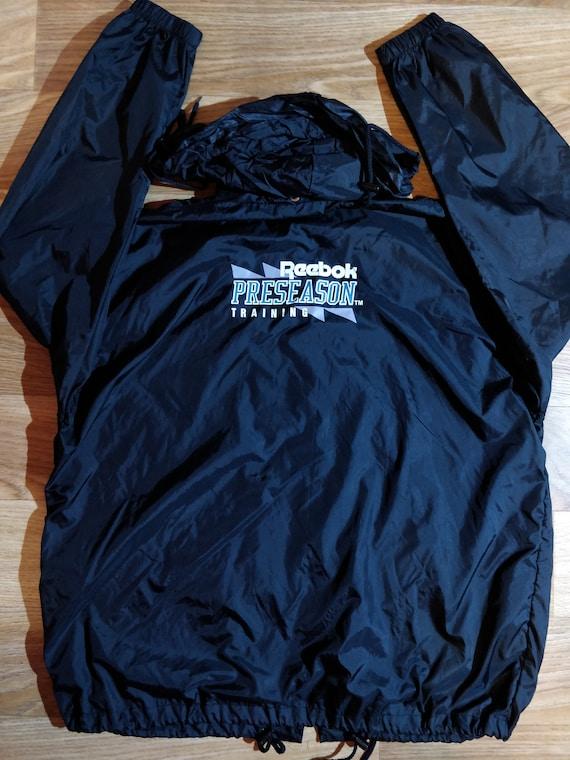 Reebok Preseason 90's Training Tracksuit Top Jacke