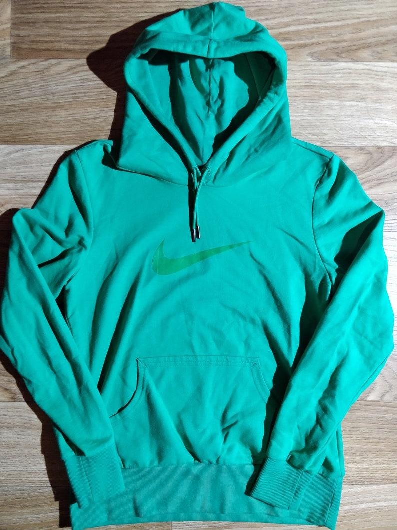41c066d13e5d Nike Vintage Womens Hoodie Tracksuit Top Jacket Hooded Swoosh