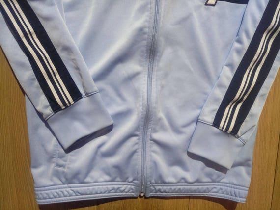 Nike AIR Vintage Womens Tracksuit Top Jacket Blue
